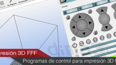 software host para impresión 3D FFF