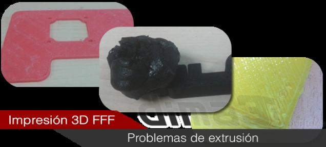 Defectos en piezas fabricadas por impresión 3D FFF Causas y Soluciones (III)
