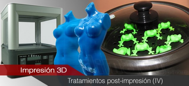 Tratamientos superficiales post-impresión (IV). Tratamientos químicos. (II)